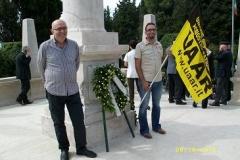 Commemorazione Battaglia di Castelfidardo 18\\09\\2009