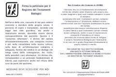Petizione a Osimo 12\\03\\2011